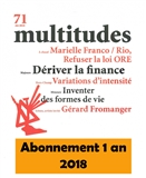Abonnement Multitudes
