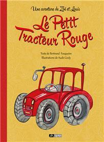 Le petit tracteur rouge