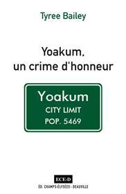 Yoakum, un crime d´honneur