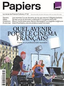 Papiers, la revue de France Culture, n°32
