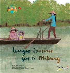 Longue Journée sur le Mékong