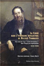 La Corse dans l'itinéraire intellectuel de Noccolo Tommaseo