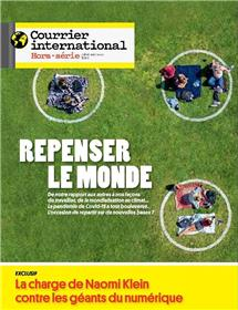 Courrier International HS N°77 Repenser le monde