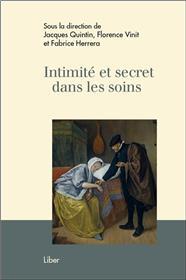 Intimité et secret dans les soins