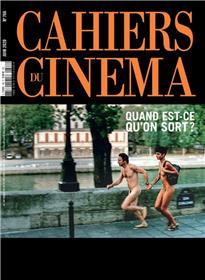 Cahiers du Cinéma N°766 - juin 2020