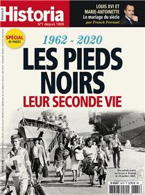 Historia mensuel - les pieds noirs- N°881 - mai 2020