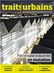 Traits urbains N°111 Patrimoine industriel en mutation   - juin 2020