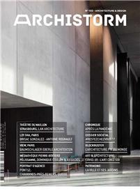 Archistorm N°103  - Juillet/août 2020
