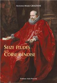 Seize études sur la Corse génoise
