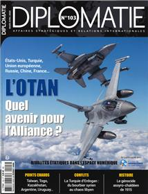 Diplomatie N°103  L´Otan - mars/avril 2020