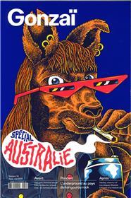 Gonzaï N°33 Spécial Australie  -  printemps  2020