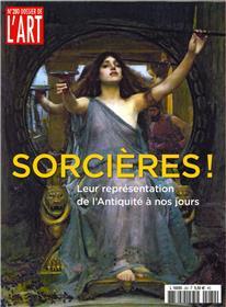 Dossier de l´art n° 280 De l´art d´être sorcières -  juillet 2020