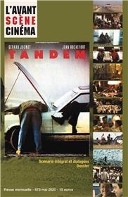 L´Avant-Scène Cinéma N°673 Tandem- mai 2020