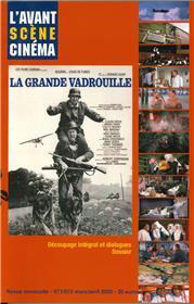 L´Avant-Scène Cinéma N°671/672 La grande vadrouille