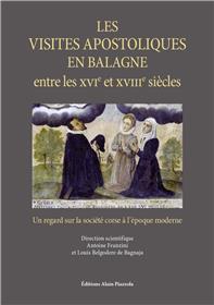 Les visites apostoliques en Balagne entre le XVIe et le XVIIIe