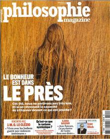 Philosophie Magazine n°141 Le bonheur est dans le près - août 2020