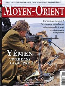 Moyen-Orient N°46 - Yémen, vivre dans la guerre - avril/mai/juin 2020