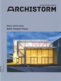 Archistorm HS N°44 Beiler François Fritsch   - juillet 2020