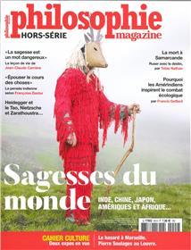 Philosophie Magazine HS N°44 Sagesses du monde  - janvier 2020