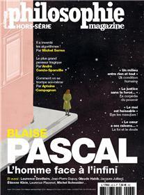 Philosophie Magazine HS N°42 Pascal  - juillet 2019