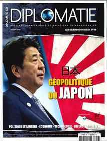 Diplomatie GD N°56  - géopolitique du Japon-  printemps 2020