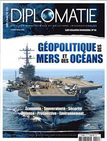 Diplomatie GD N°55 Geopolotiques des mers et des océans