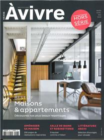 Architectures à Vivre HS N°46 Best of Maisons & appartements  - Printemps 2020