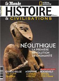 Histoire & Civilisations N°64 - Néolithique -septembre 2020