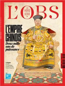 L´OBS HS N° 105 L´eternel empire Deux mille ans de puissance chinoise