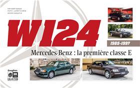 W124 Mercedes-Benz: la première classe E