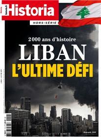 Historia HS N°11 - Liban : l´ultime défi - octobre 2020