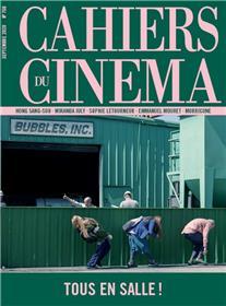 Cahiers du Cinéma N°768 - septembre 2020