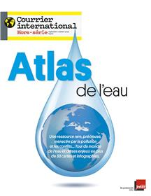 Courrier International HS N°78 Atlas de l´eau - août 2020