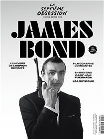 La Septième obsession HS N°3 - James bond - octobre 2020