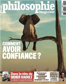 Philosophie magazine n° 142 Comment avoir confiance - septembre 2020