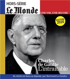 Le Monde HS Une vie/une oeuvre N°46 Charles De Gaulle - octobre 2020 (réédition)