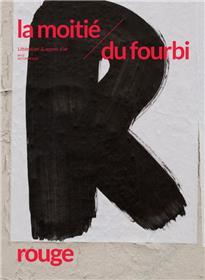 La moitié du fourbi - n°12 - Rouge - Automne 2020