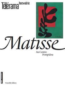 Télérama HS N° 225 Matisse - octobre 2020