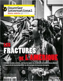 Courrier International HS N°79 - Les fractures de l´Amérique - octobre 2020