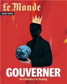 Le Monde HS N°72 Gouverner - septembre 2020