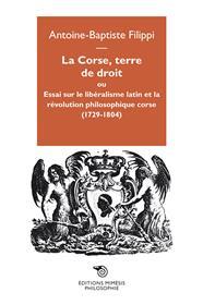 La Corse, terre de droit