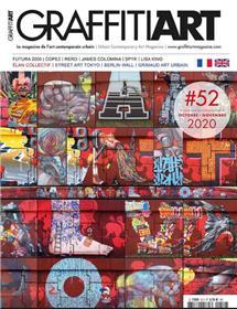 Graffitiart N°52 - octobre/novembre 2020