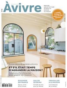Architectures à Vivre N°115 - septembre/octobre 2020