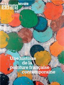 Télérama HS N° 226 Peinture Contemporaine - octobre 2020