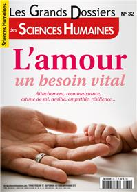 Sciences Humaines - Grands dossiers -  L´amour