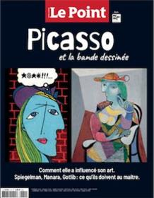 Le Point HS Picasso et la bande dessinée - février 2020