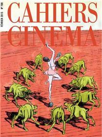 Cahiers Du Cinema N°708 Hommage Charlie Hebdo Fevrier 2015
