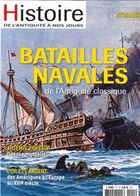 Histoire de l´Antiquité à nos jours N°111 Les batailles navales de l´Antiquité - sept/oct. 2020