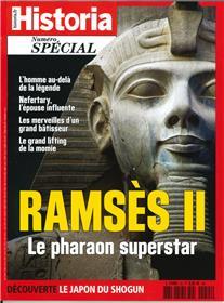 Historia spécial HS N°55 Ramses II  - septembre/octobre 2020