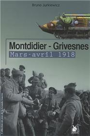 Montdidier Grivesnes Mars Avril 1918